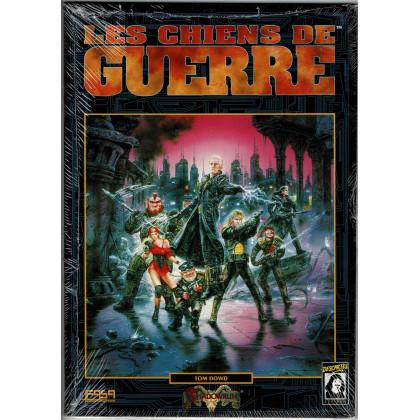 Les Chiens de Guerre (jdr Shadowrun 2e édition en VF) 004