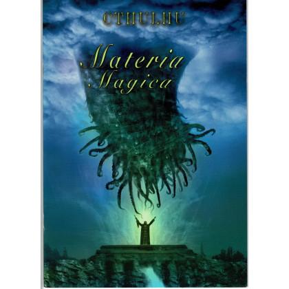 Materia Magica (jdr Cthulhu Système Gumshoe en VF) 006