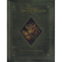 Player's Handbook - Deluxe Edition (jdr AD&D 2e édition révisée en VO)