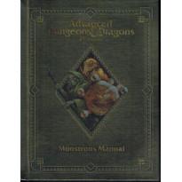 Monstrous Manual - Deluxe Edition (jdr AD&D 2e édition révisée en VO)