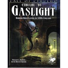 Cthulhu by Gaslight (Rpg Call of Cthulhu 1890s England en VO)