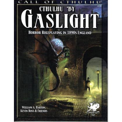 Cthulhu by Gaslight (Rpg Call of Cthulhu 1890s England en VO) 001