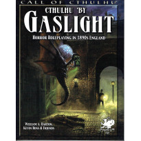 Cthulhu by Gaslight (Rpg Call of Cthulhu 1890s England en VO)