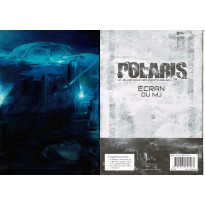 Polaris 3 - Ecran du MJ (jdr Black Book Editions en VF)
