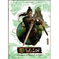 Wulin - Chroniques du Pinceau & de l'Epée (jdr Game-Fu en VF)