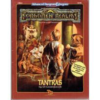 FRE2 Tantras (jdr AD&D 2nd édition - Forgotten Realms en VO)