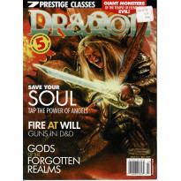 Dragon Magazine N° 321 (magazine de jeux de rôle en VO) 001