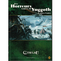 Les Horreurs venues de Yuggoth & Autres Contes (jdr L'Appel de Cthulhu V6 en VF)