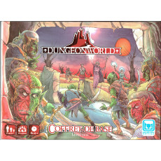 Dungeon World - Coffret de base (jdr Livre-jeu de Narrativiste Edition en VF)