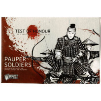 Test of Honour - Pauper Soldiers (jeu de figurines Warlord Games en VO) 001