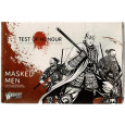 Test of Honour - Masked Men (jeu de figurines Warlord Games en VO) 001