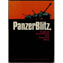 PanzerBlitz - The Game of Armored Warfare on the Eastern Front 1941-45 (wargame Avalon Hill en VO)
