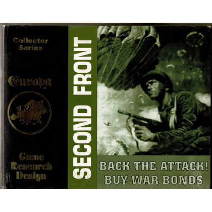 Série Europa - Second Front (wargame GRD en VO) 001