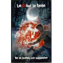 Le D sur la table (jdr La Plume de Cyrano en VF)