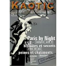 Kaotic N° 2 (magazine de jeux de rôles en VF)