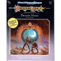 DLE2 Dragon Magic (jdr Dragonlance - AD&D 2e édition en VO)