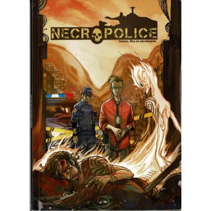 Necropolice - Le jeu de rôle (jdr XII Singes en VF) 003