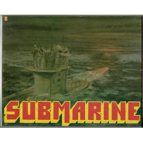Submarine - Second edition 1981 (wargame d'Avalon Hill en VO)