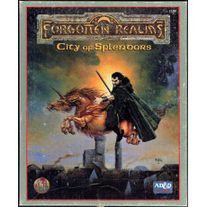 City of Splendors - Campaign Expansion (jdr Forgotten Realms - AD&D 2e édition en VO)