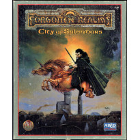 City of Splendors - Campaign Expansion (jdr Forgotten Realms - AD&D 2e édition en VO) 001