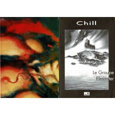 Chill - Ecran du Maître & livret (jdr 2e édition d'Oriflam en VF)