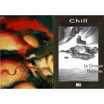 Chill - Ecran du Maître & livret (jdr 2e édition d'Oriflam en VF) 006