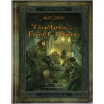 L'Anneau Unique - Ténèbres sur la Forêt Noire (jdr 1ère édition en VF)