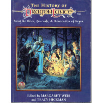 The History of Dragonlance (jdr AD&D 2e édition en VO)
