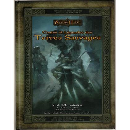 L'Anneau Unique - Contes et légendes des Terres Sauvages (jdr 1ère édition en VF) 004