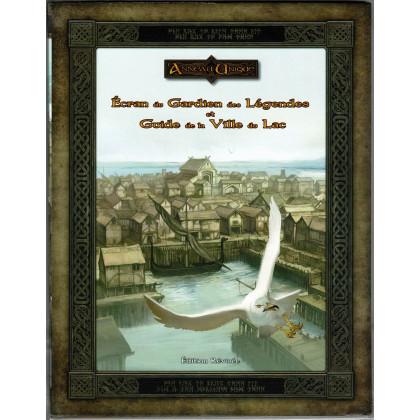 Ecran du Gardien des Légendes et Guide de la Ville du Lac (jdr L'Anneau Unique en VF) 004