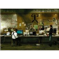 Chill - Ecran du Gardien (jdr 3e édition d'A.K.A. Games en VF)