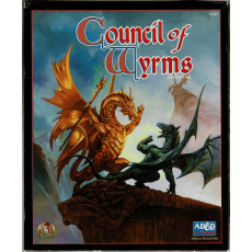 Council of Wyrms - Deluxe Boxed Set (boîte jdr AD&D 2 en VO)