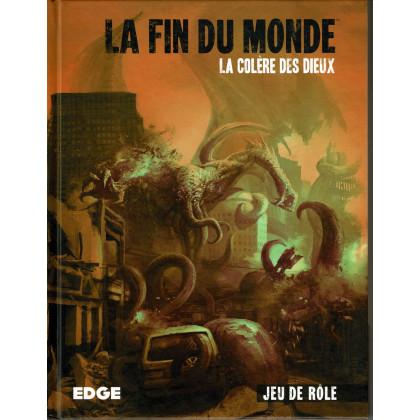 La Fin du Monde - La Colère des Dieux (jdr Edge Entertainment en VF) 001