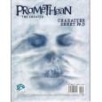Promethean The Created - Character Sheet Pad (jdr Le Monde des Ténèbres en VO) 001