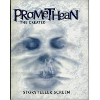 Promethean The Created - Storyteller Screen + bonus (jdr Le Monde des Ténèbres en VO)