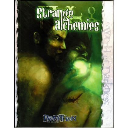 Strange Alchemies (jdr Promethean The Created en VO) 001