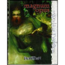 Magnum Opus (jdr Promethean The Created en VO)