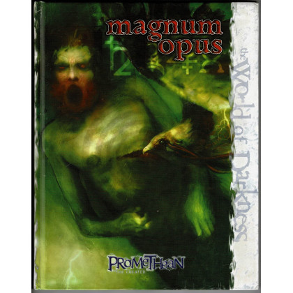 Magnum Opus (jdr Promethean The Created en VO) 001