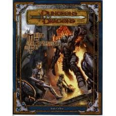 Le Maître de la Forteresse de Fer (jdr Dungeons & Dragons 3.0 et 3.5 en VF)