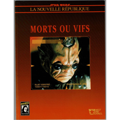 Morts ou Vifs (jdr Star Wars D6 La Nouvelle République en VF) 002