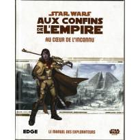 Au coeur de l'Inconnu - Aux Confins de l'Empire (jdr Star Wars Edge en VF)