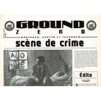 Ground Zero - N° 03 Vol. 5 (jdr COPS de Siroz en VF) 001