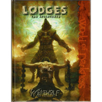 Lodges - The Splintered (jdr Werewolf The Forsaken en VO) 002