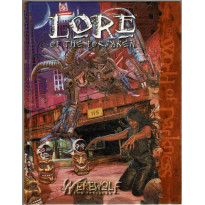 Lore of the Foresaken (jdr Werewolf The Forsaken en VO)