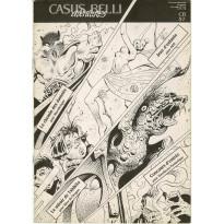 Casus Belli N° 57 - Encart de scénarios (premier magazine des jeux de simulation)