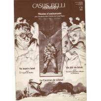 Casus Belli N° 58 - Encart de scénarios (premier magazine des jeux de simulation)