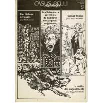 Casus Belli N° 65 - Encart de scénarios (Premier magazine des jeux de simulation)