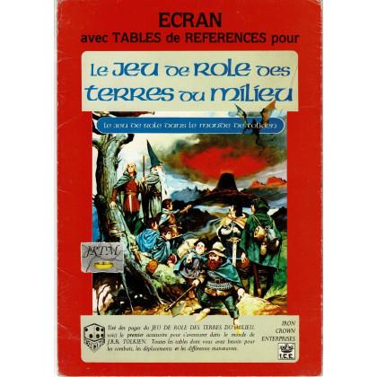 JRTM - Ecran de jeu (jeu de rôle Editions Hexagonal en VF) 008