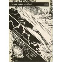 Casus Belli N° 69 - Encart de scénarios (1er magazine des jeux de simulation)