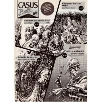 Casus Belli N° 86 - Encart de scénarios (magazine de jeux de rôle)